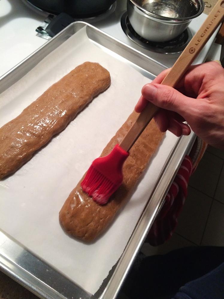 Gingerbread-Biscotti-eggwash-brush
